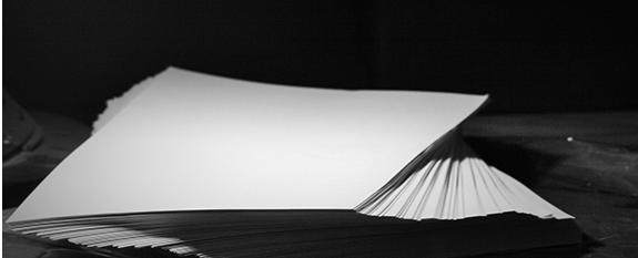 bindery paper basics