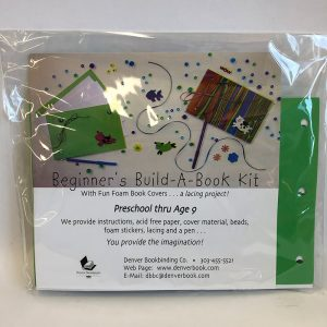 bookbinding kit for beginners