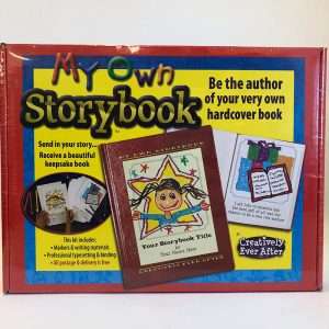 make your own storybook