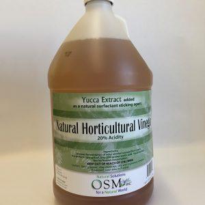natural horticultural vinegar