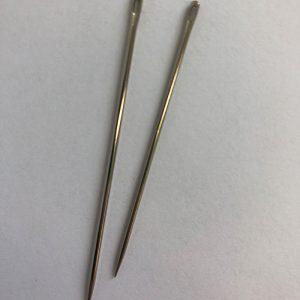 bookbinding needle